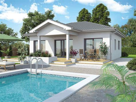 Bungalow New Design V  Variohaus Prefabricated Houses