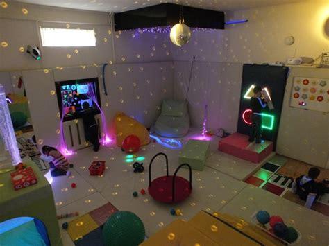 sensory integration  therapy  sensory room