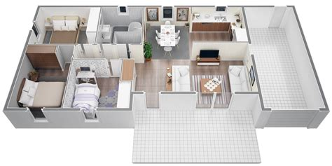 plan maison moderne 5 chambres plan maison 3d 3 chambres maison moderne