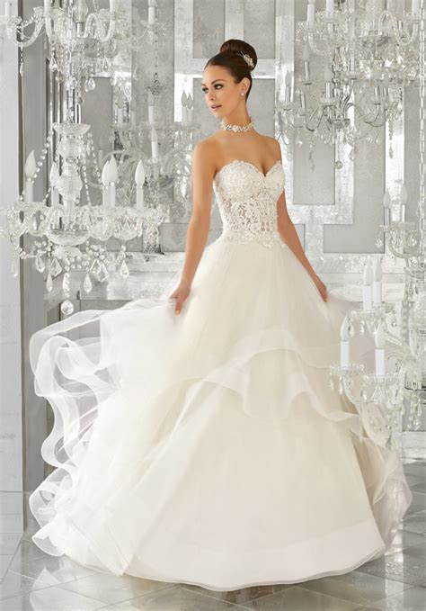 Mindy Wedding Dress Style 5570 Morilee