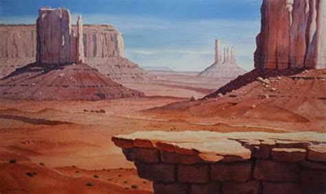 Pierre Mion Gallery Of Western Landscape Paintings