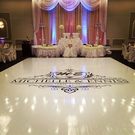 floor decor for weddings inspire dance floors looking for a custom vinyl dance floor let us
