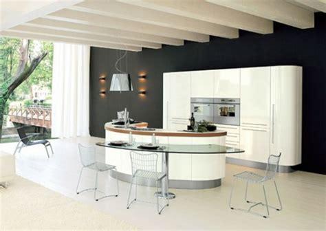 cuisine ultra design cuisine ilot central la des cuisines modernes