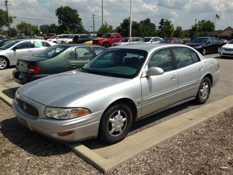 how to sell used cars 2001 buick lesabre regenerative braking find used 2001 buick lesabre limited in avon indiana united states