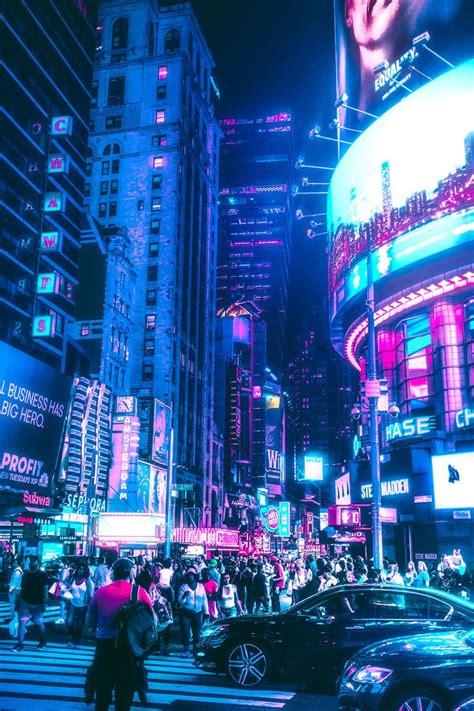 night life aesthetic images  pinterest neon