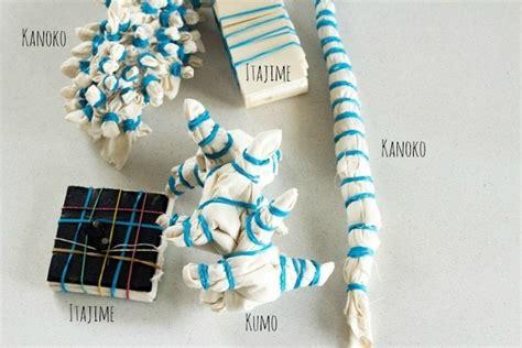 create  shibori inspired tie dye technique
