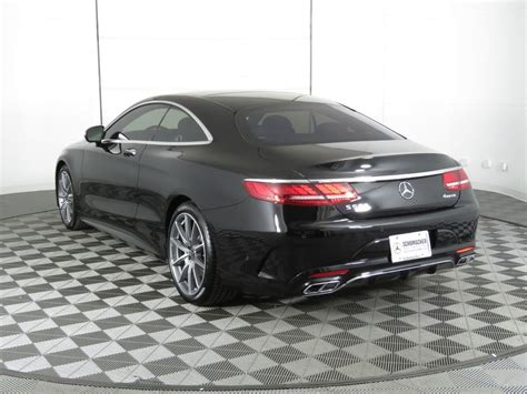 Learn about it in the motortrend buyer's guide right here. 2020 New Mercedes-Benz S-Class S 560 4MATIC Coupe at PenskeLuxury.com - WDDXJ8GBXLA040754