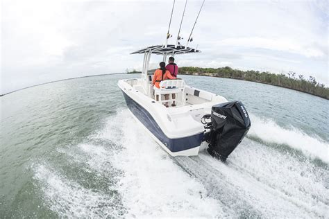 Used Boats Yorke Peninsula by New Era Mercury Expands V6 Fourstroke And Seapro Outboard