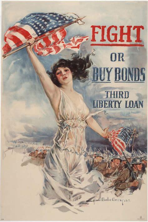 howard chandler christy   fight  buy bonds