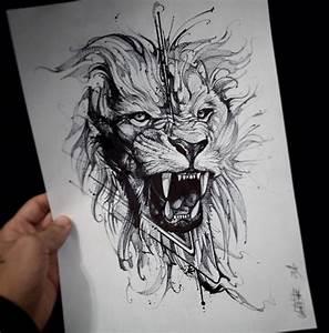 Фотография Tattoos Pinterest Leãozinho, Tatuagens e Tatuagens leão