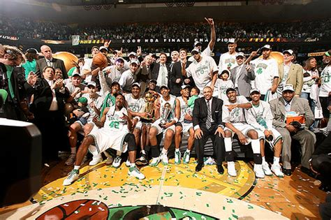 The Boston Celtics are the 2008 NBA Champions - Access ...