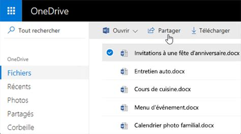 modification si鑒e social collaborer dans onedrive onedrive