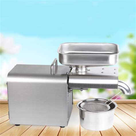 ytk  small sesame sunflower oil press machine