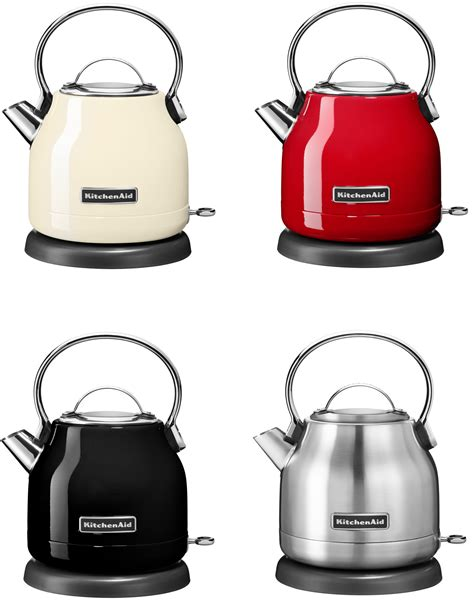 Kettle Kitchen Uk by Go Kitchenaid Dome Kettle 1 25l Kettles Small