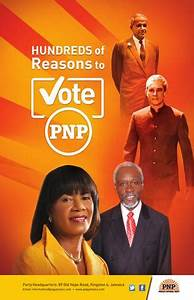 Hundreds of reasons to VOTE PNP by The People's National ...
