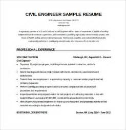 engineering resume format in ms word 16 civil engineer resume templates free sles psd exle format free
