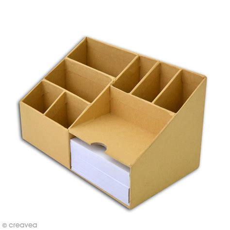 organiseur de bureau organiseur de bureau 8 compartiments 21 x 12 cm pot
