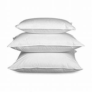Downtown company sweet dream hungarian down pillow bed for Company store down pillows