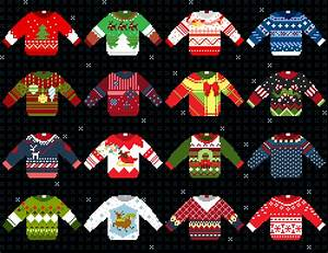 ugly sweaters on Tumblr