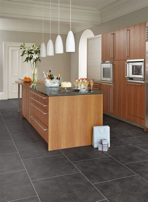 kitchen by design polyflor camaro atlantic slate 2339 vinyl flooring 2339