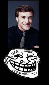 original troll face