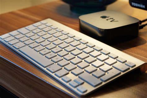 bluetooth keyboard apple tv cult mac
