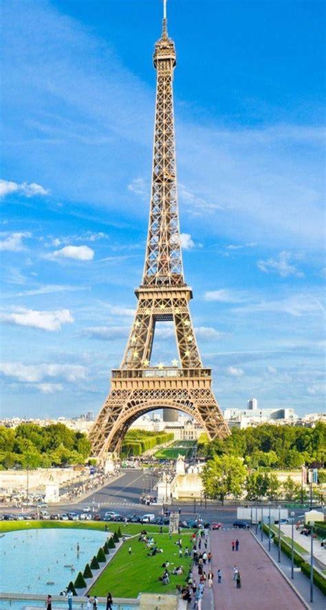Gambar Wallpaper Menara Eiffel Paris Kumpulan Wallpaper