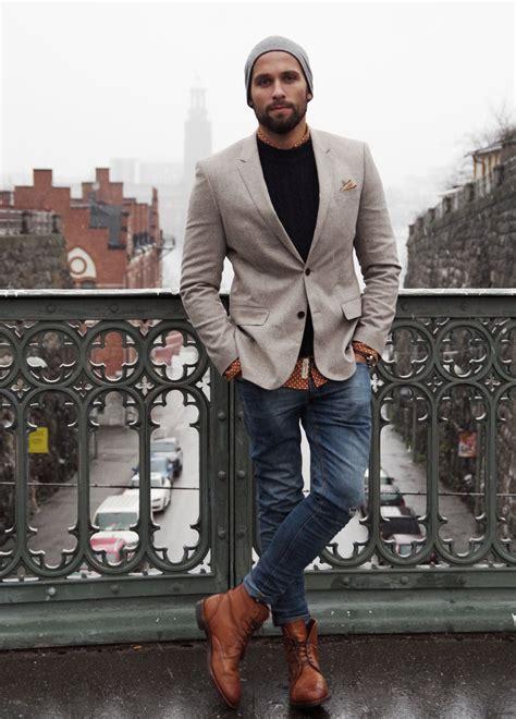 european street style   man  mens fashion