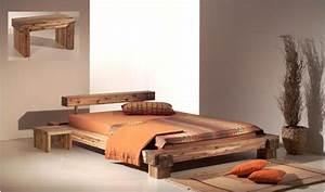 Lit Bois Massif Design : lit bois massif cali modular ~ Teatrodelosmanantiales.com Idées de Décoration