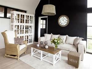 du rotin par touches pour un salon elegant maisonapart With les styles de meubles anciens 4 les meilleurs styles de deco pour un salon trouver des