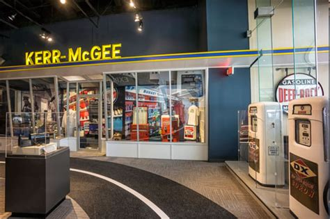 oklahoma history center kerr mcgee gallery