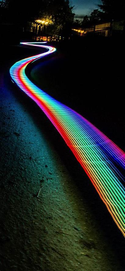 Neon Iphone Lights Wallpapers 1125 2436 Background