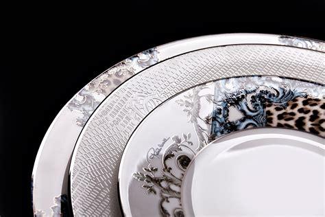 roberto cavalli home luxury tableware