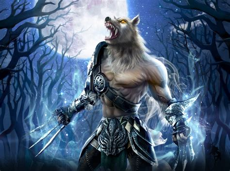Rare Instant Werewolf Transformation Magick Spell Ultimate
