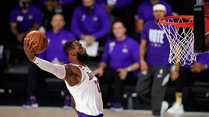 Lakers Win Nba Finals Heat Abc7 Angeles