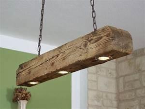 Holzleiter Selber Bauen : diese lampe ist ein von mir in liebevoller handarbeit gefertigtes einzelst ck bei allen ~ Frokenaadalensverden.com Haus und Dekorationen