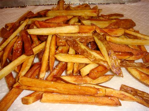 Our Blissfully Delicious Life Homemade French Fries