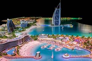 Dubai to Create Marsa Al Arab Luxury Islands and Resorts ...