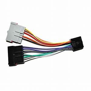 Ford Radio Adapter Wire Wiring Harness Old To New Style