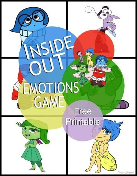teaching social emotional skills to preschoolers inside out emotions a the best of the things i 321