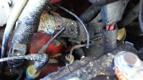 vent vaccum leak problem quick fix  ford expedition