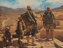 Artwork of Operation ENDURING FREEDOM – The Campaign for ...