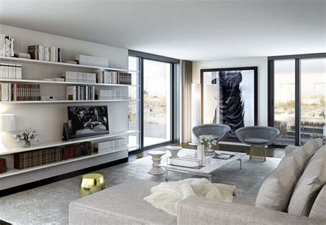 Luxury Apartment : The Changing Features Of High-end