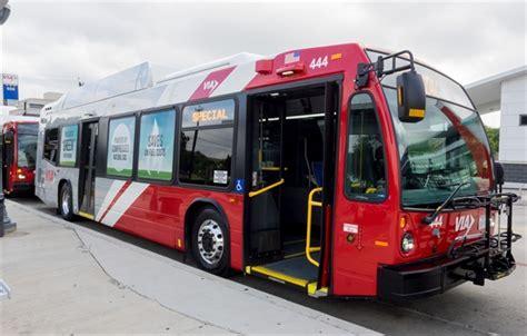 debuts      cng buses bus metro