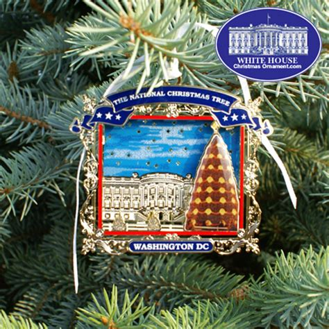 2007 secret service holiday ornament