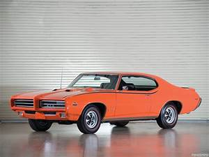 Pontiac Gto The Judge Coupe Hardtop 1969 Hd Wallpaper