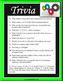 trivia questions and answers printable search engine at search