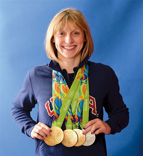 4x world swimmer of the year. Olympic Champion Katie Ledecky on Why She Loves Bethesda