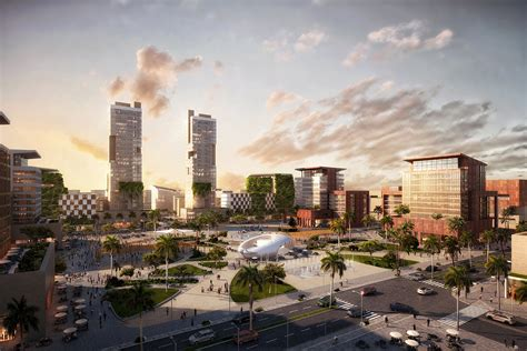 Ibom City | Projects | Urban Design Group