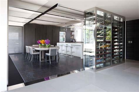 plan cuisine ouverte salle manger meuble blanc salle a manger affordable salle a manger